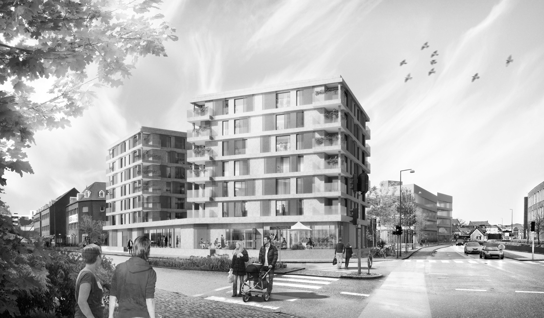 Visualisering: RUM Arkitekter