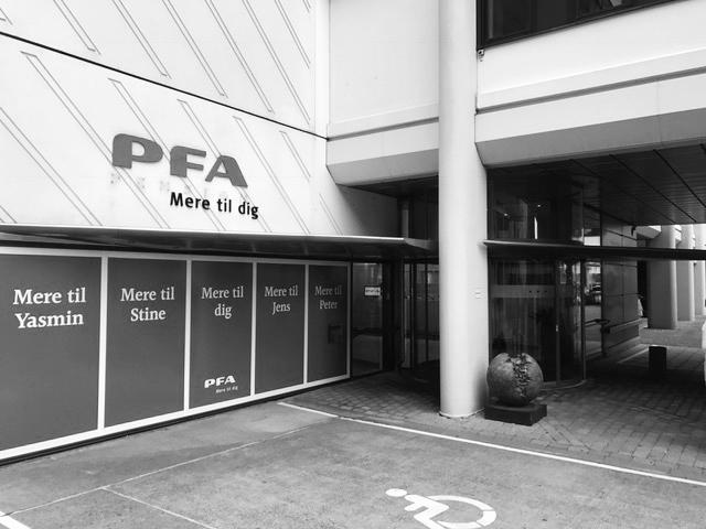 PFA opdaterer sit brand: Fra PFA Pension til PFA - Mere til dig